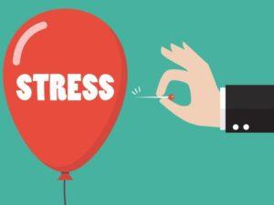 test echelle du stress